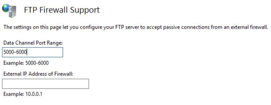 ftpdataports
